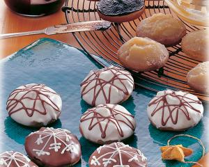 Marzipan- oder Powidl-Lebkuchen