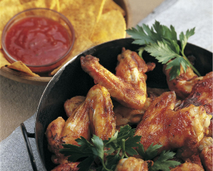 Chicken Wings texicana