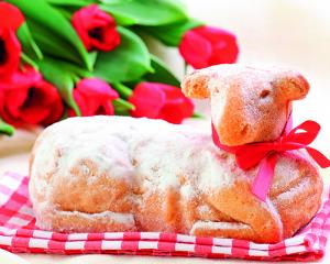 Biskuit-Lamm