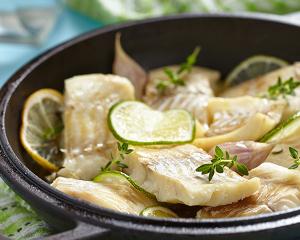 Fischfilets mit Thymian