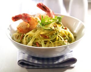 Spaghetti Pesto alla Genovese