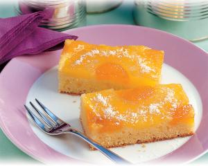 Ananas-Mandarinen-Kuchen