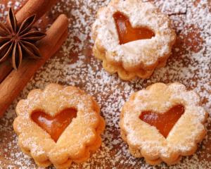 Herzerl Kekse