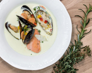 Kulmer´s Fischsuppe