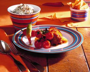 Mexikanische Rindfleischbällchen