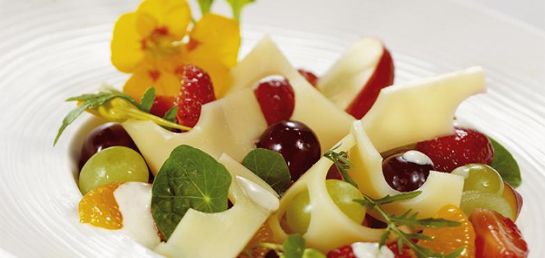Fruchtiger Käsesalat Rezept Nahfrisch