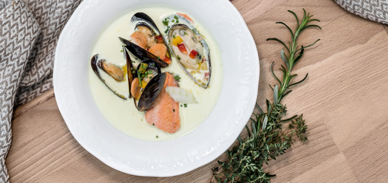 Kulmer´s Fischsuppe