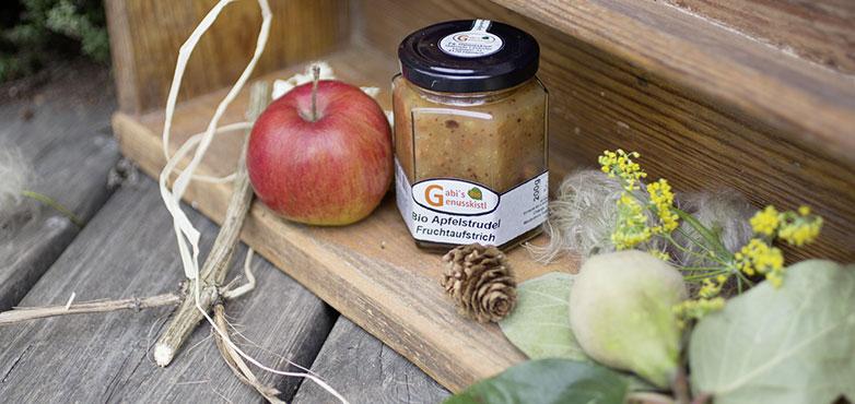 Apfelstrudel Fruchtaufstrich