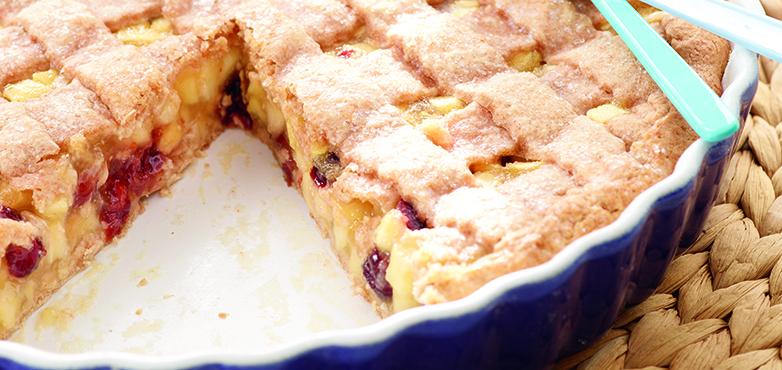 Apfel Dinkel Pie Rezept Nah Frisch